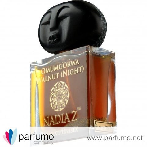 Omumgorwa Walnut (Night) Unisex von NadiaZ