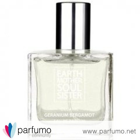 Geranium Bergamot von Earth Mother Soul Sister