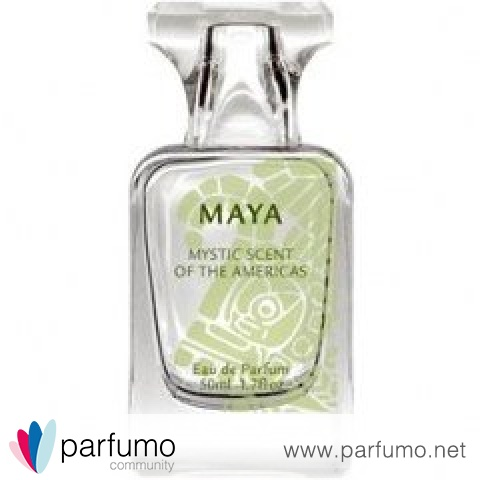 Maya - Mystic Scent of the Americas by Scents of Time
