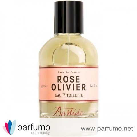 Rose Olivier by Bastide