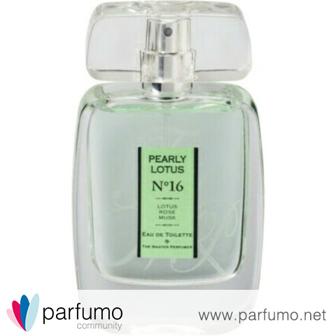 Pearly Lotus N°16 by The Master Perfumer