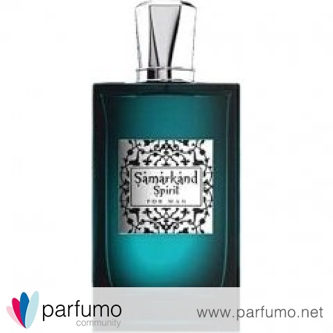 Samarkand Spirit for Man by Begim