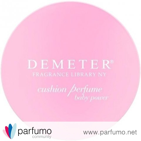 Baby Powder (Cushion Perfume) von Demeter Fragrance Library / The Library Of Fragrance