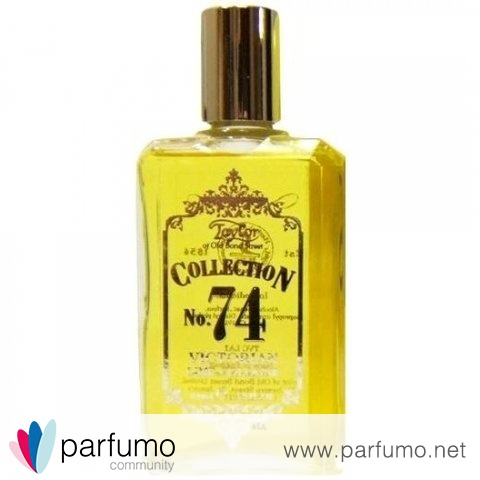 Collection No. 74 - Victorian Lime Cologne by Taylor of Old Bond Street