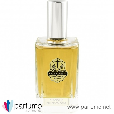 Russische Eau de Cologne by Parfum-Individual Harry Lehmann