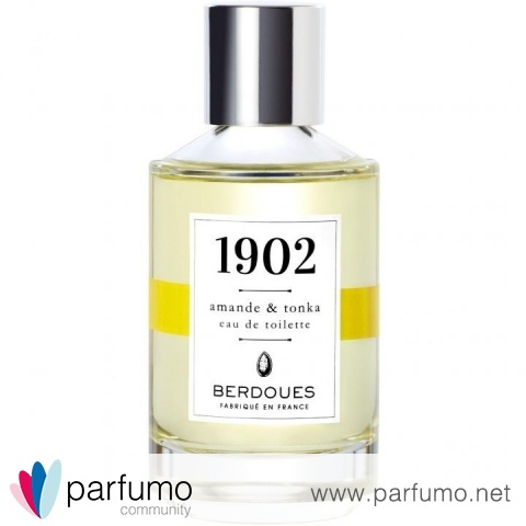 berdoues 1902 eau de toilette amande tonka reviews. Black Bedroom Furniture Sets. Home Design Ideas