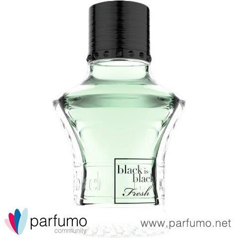 Black is Black Fresh von Nu Parfums