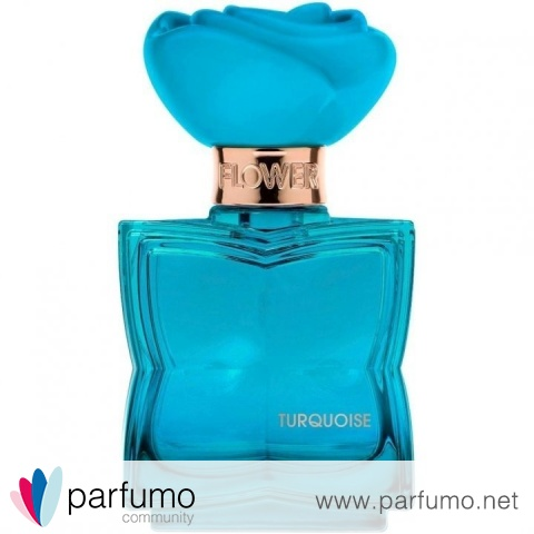 Turquoise von Flower Beauty by Drew Barrymore