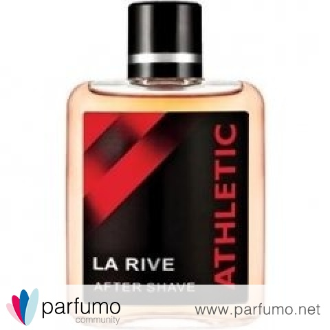 Athletic Man (After Shave) by La Rive