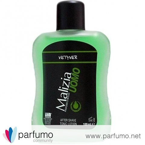Uomo Vetyver (After Shave Tonic) by Malizia