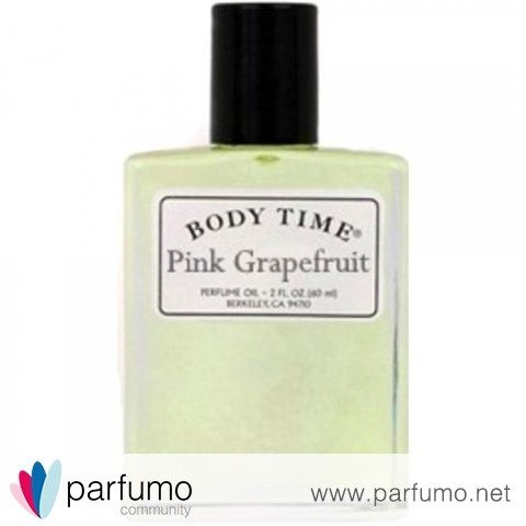 Pink Grapefruit by Body Time