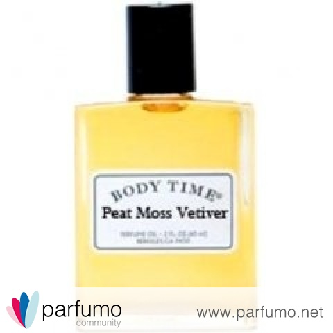 Peat Moss Vetiver by Body Time