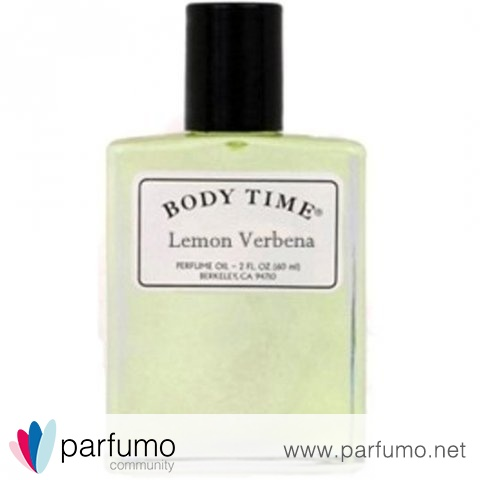 Lemon Verbena by Body Time