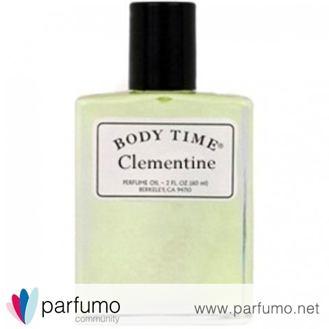 Clementine by Body Time