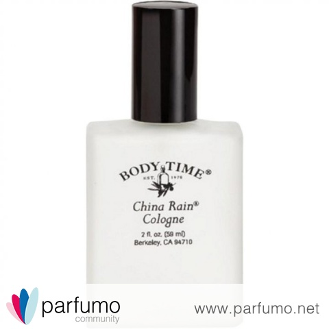 China Rain (Cologne) by Body Time