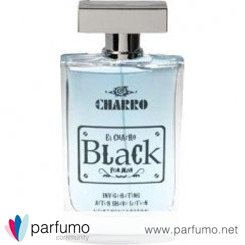 El Charro Black for Man (Invigorating After Shave Lotion) by El Charro
