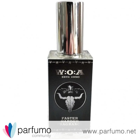 Faster Harder Fragrance by W:O:A