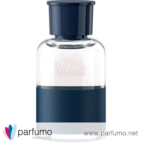 So Pure Men (Eau de Toilette) by s.Oliver