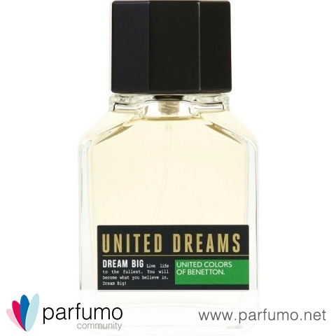United Dreams - Dream Big for Men by Benetton