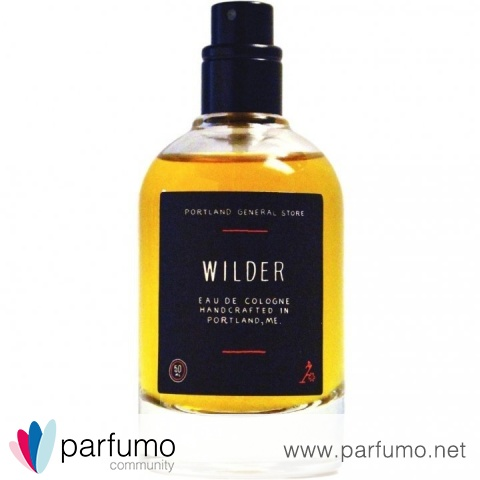 Wilder by Land Meets Sea / Portland General Store