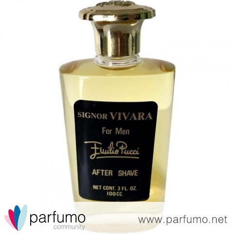 Signor Vivara (After Shave) by Emilio Pucci