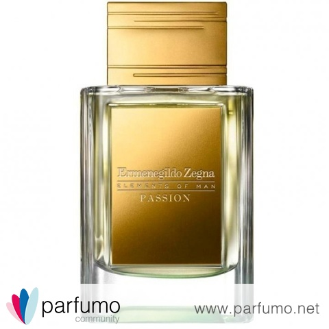 Elements of Man - Passion by Ermenegildo Zegna