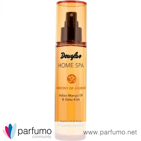 Harmony of Ayurveda - Indian Mango Oil & Gotu Kola by Douglas