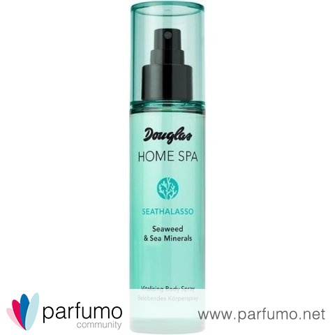 Seathalasso - Seaweed & Sea Minerals (Vitalising Body Spray) by Douglas