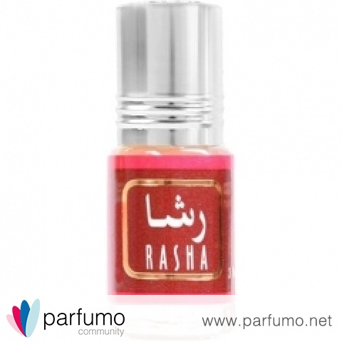 Rasha (Concentrated Perfume) by Al Rehab