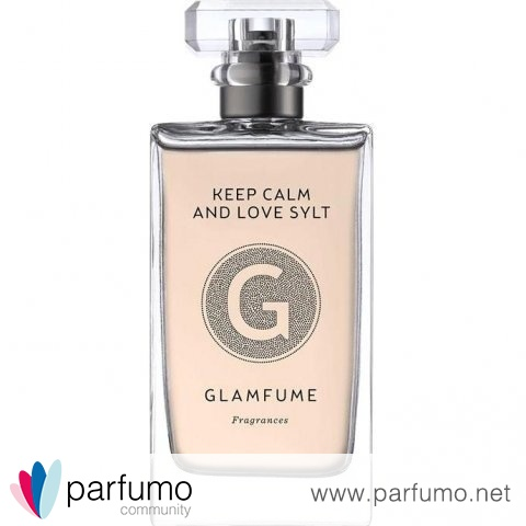 Keep Calm and Love Sylt 3 von Glamfume