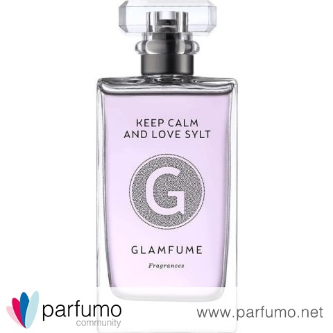 Keep Calm and Love Sylt 5 von Glamfume