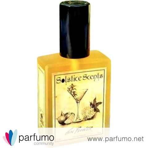 Gin Flower (Eau de Parfum) by Solstice Scents