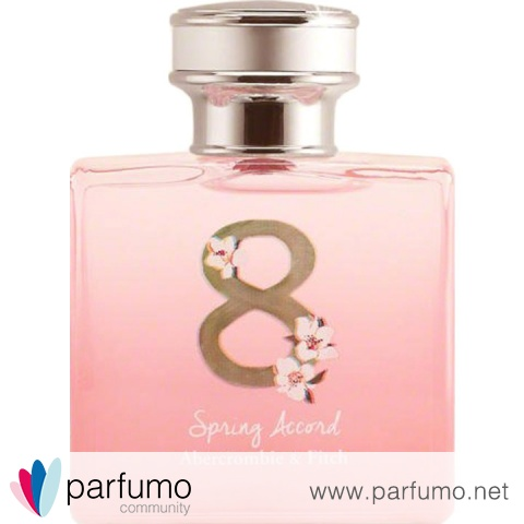 8 Spring Accord by Abercrombie & Fitch
