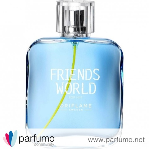Friends World for Him by Oriflame