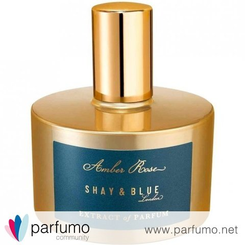 Amber Rose (Extract of Parfum) by Shay & Blue