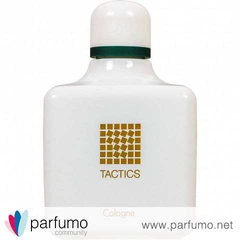 Tactics (Eau de Toilette) by Shiseido / 資生堂