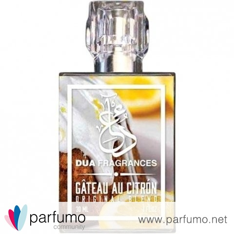 Gâteau au Citrón von Dua Fragrances