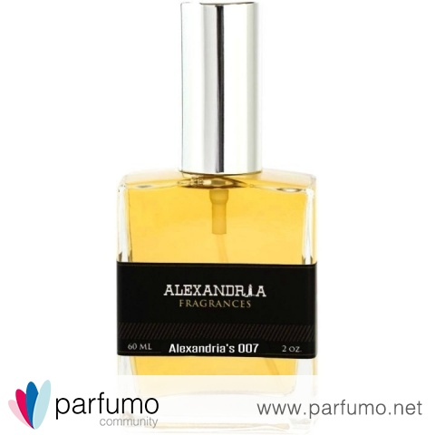 Alexandria's 007 by Alexandria Fragrances