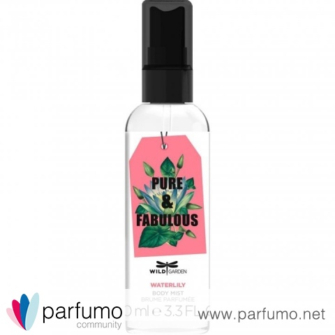 Pure & Fabulous - Waterlily (Body Mist) by Wild Garden
