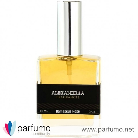 Damascus Rose by Alexandria Fragrances