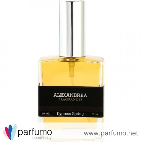 Cypress Spring von Alexandria Fragrances