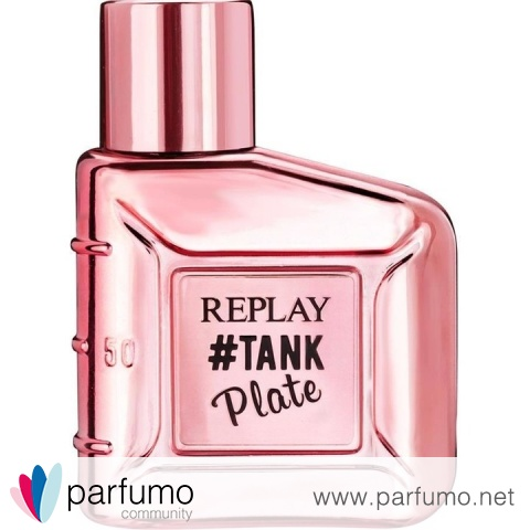 #Tank Plate for Her by Replay