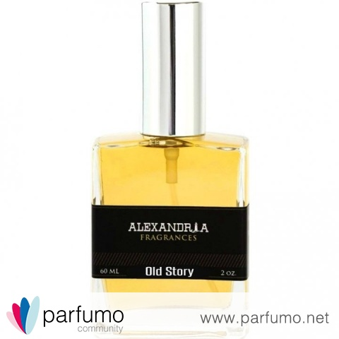 Old Story by Alexandria Fragrances