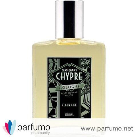 Gentleman's Chypre by Fleurage Perfume Atelier