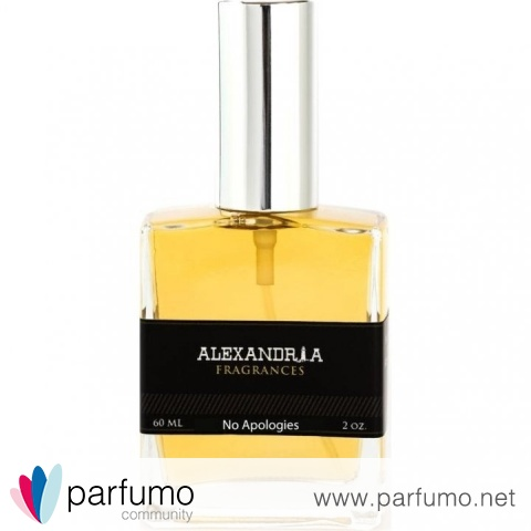 No Apologies by Alexandria Fragrances