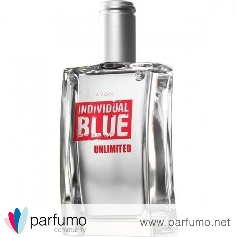 Individual Blue Unlimited by Avon