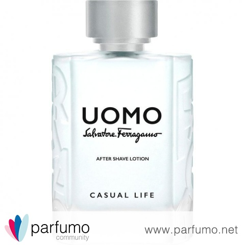 Uomo Casual Life (After Shave Lotion) by Salvatore Ferragamo