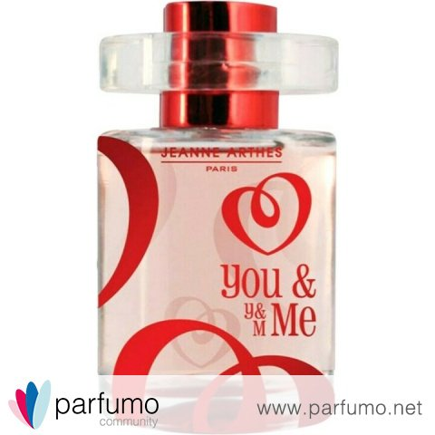 You & Me by Jeanne Arthes