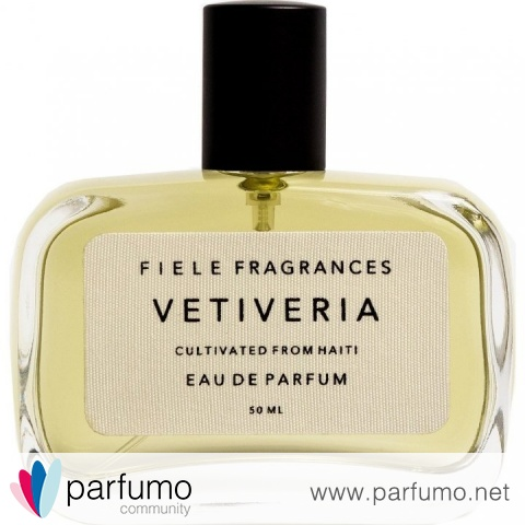 Vetiveria by Fiele Fragrances