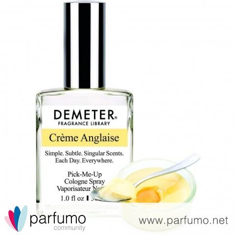 Crème Anglaise by Demeter Fragrance Library / The Library Of Fragrance